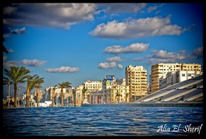 Beautiful Alexandria par aliaelsherif
