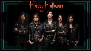 Black Veil Brides (Halloween)