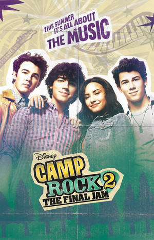 Camp Rock 2: The Final 果酱 (2010)
