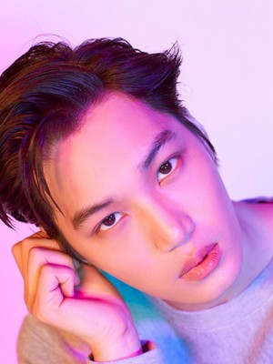 KAI GQ JULY '18