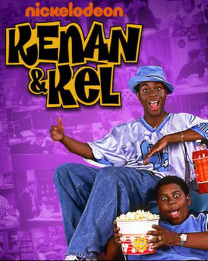 Kenan and Kel Poster - Season 3