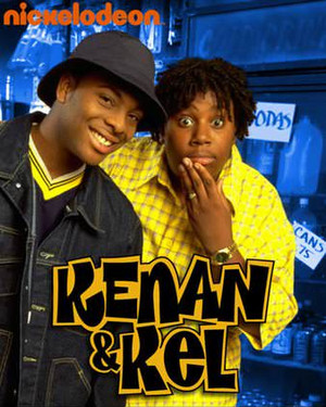 Kenan and Kel Poster - Season 4