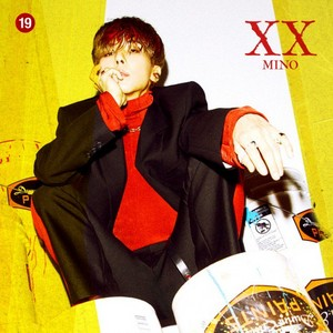 Song Min Ho's 1st full solo album 'XX' album covers