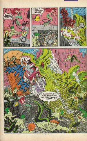 The Little Mermaid Serpent-Teen Part 2 Page 7