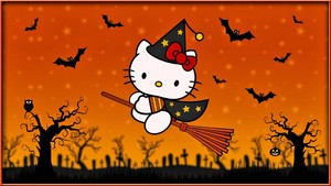 Hello Kitty Halloween Special