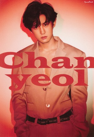 CHANYEOL LOVE SHOT