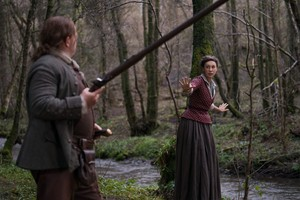 "Outlander ""Savages"" (4x05) promotional picture"