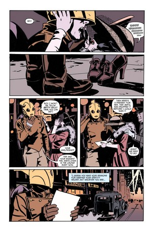 Rocketeer Adventures (2012)