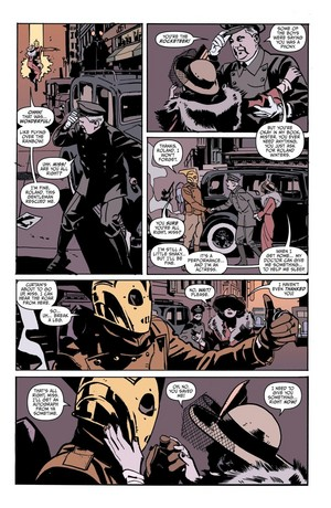 Rocketeer Adventures (2012) TPB