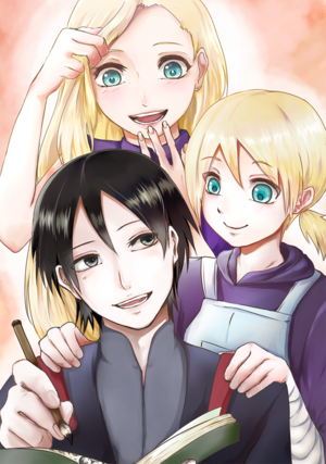 Sai, Ino, and Inojin