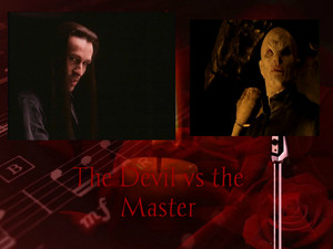 The Devil vs the Master