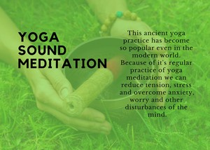 Yoga Sound Meditation