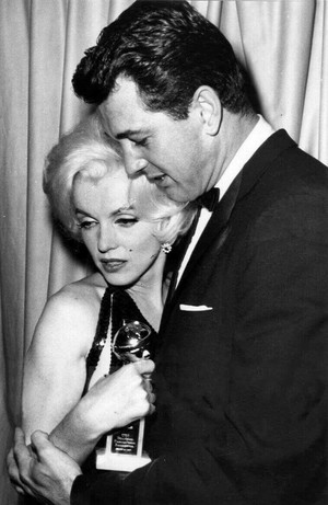 Marilyn And Rock Hudson