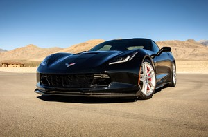 2016 Chevrolet Corvette mantarraya, stingray