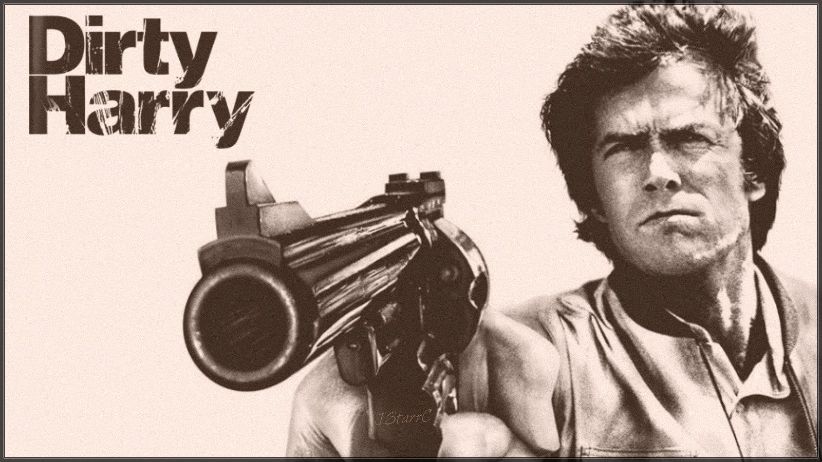 Dirty Harry Dirty Harry Wallpaper 41813241 Fanpop