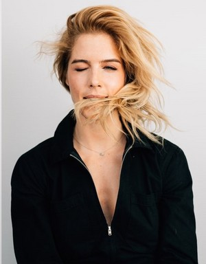 Emily Bett Rickards for Euphoriazine Magazine - Photoshoot