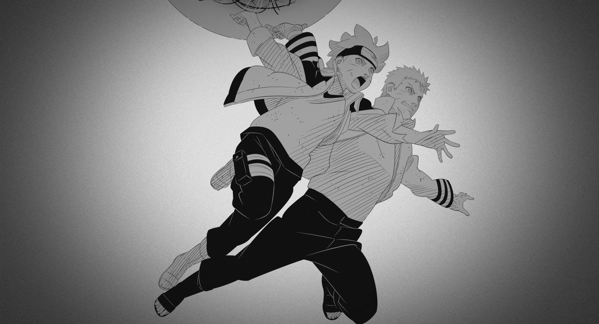 Boruto And Naruto Uzumaki Boruto Wallpaper 41851127 Fanpop