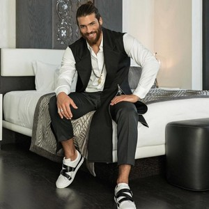 Can Yaman photoshoot