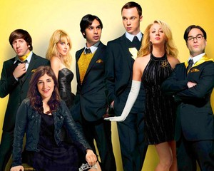 The Big Bang Theory Обои