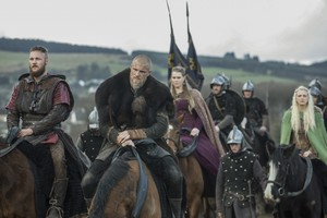 "Vikings ""The Buddha"" (5x16) promotional picture"