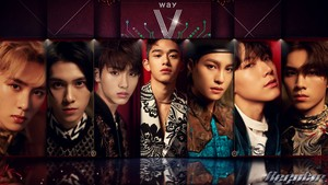 WAYV REGULAR #WALLPAPER