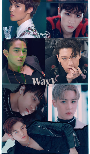 WAYV REGULAR #LOCKSCREEN
