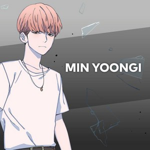 BTS Webtoon Series'SAVE ME' Photos{SUGA}