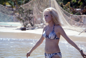 Barbara Eden in The Woman Hunter (1972)