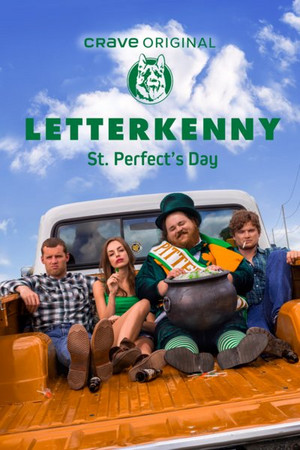 Letterkenny - St. Perfect's araw Poster