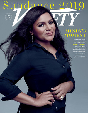 Mindy Kaling - Variety Cover - 2019