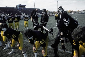 KISS ~Cadillac, Michigan...October 9-10, 1975