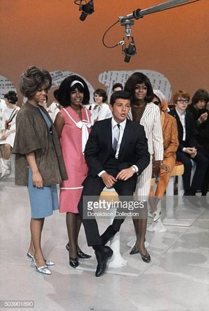 Frankie Avalon And The Supremes