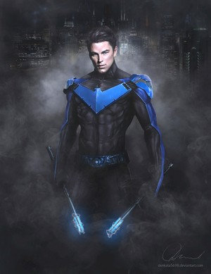 Josh Hartnett as Nightwing