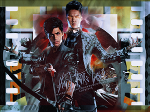Alec/Magnus Wallpaper - And This Love