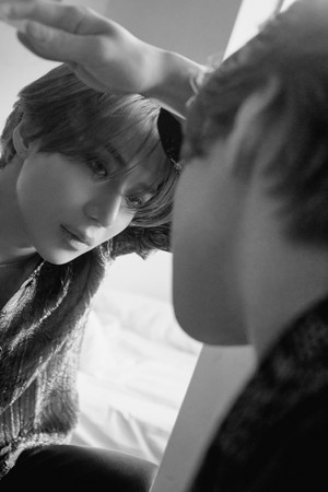 TAEMIN for The 2nd Mini Album  WANT