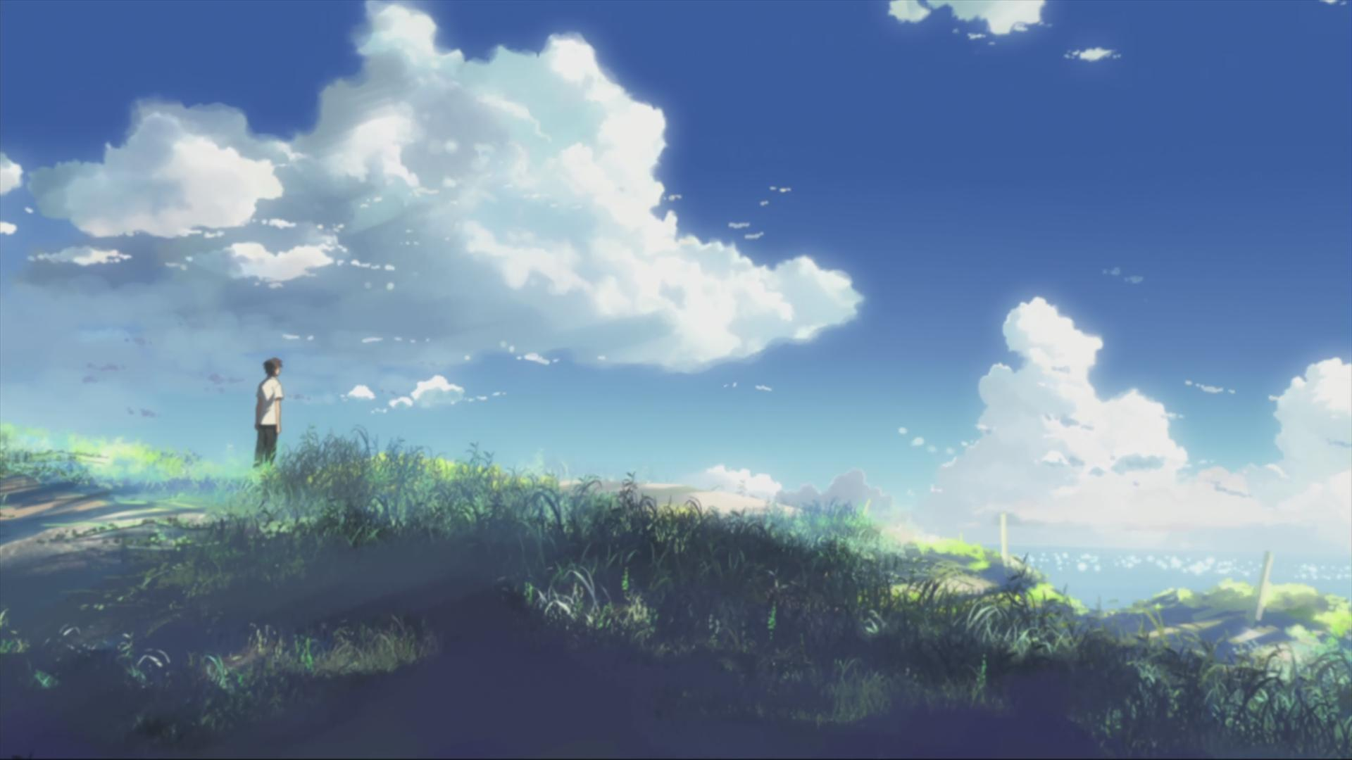 5 Centimeters Per Second 5 Centimeters Per Second Wallpaper