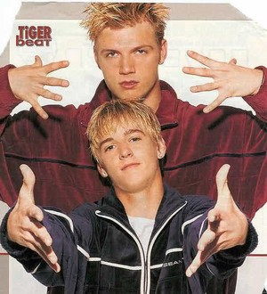 Aaron & Nick Carter