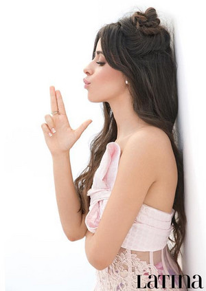Camila for Latina Magazine (2015)