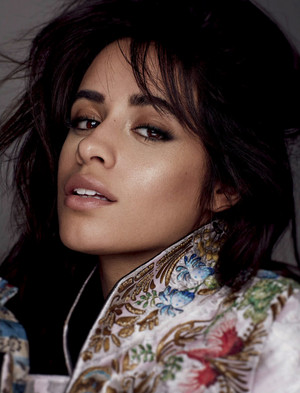 Camila for Vogue Mexico (2018)