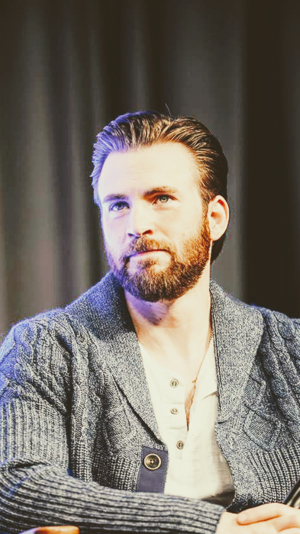Chris Evans sweaters