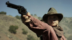 Merritt Wever as Mary Agnes in Godless
