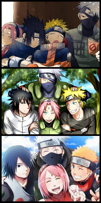 Naruto Team 7 Naruto Fotografia 42683419 Fanpop Page 75