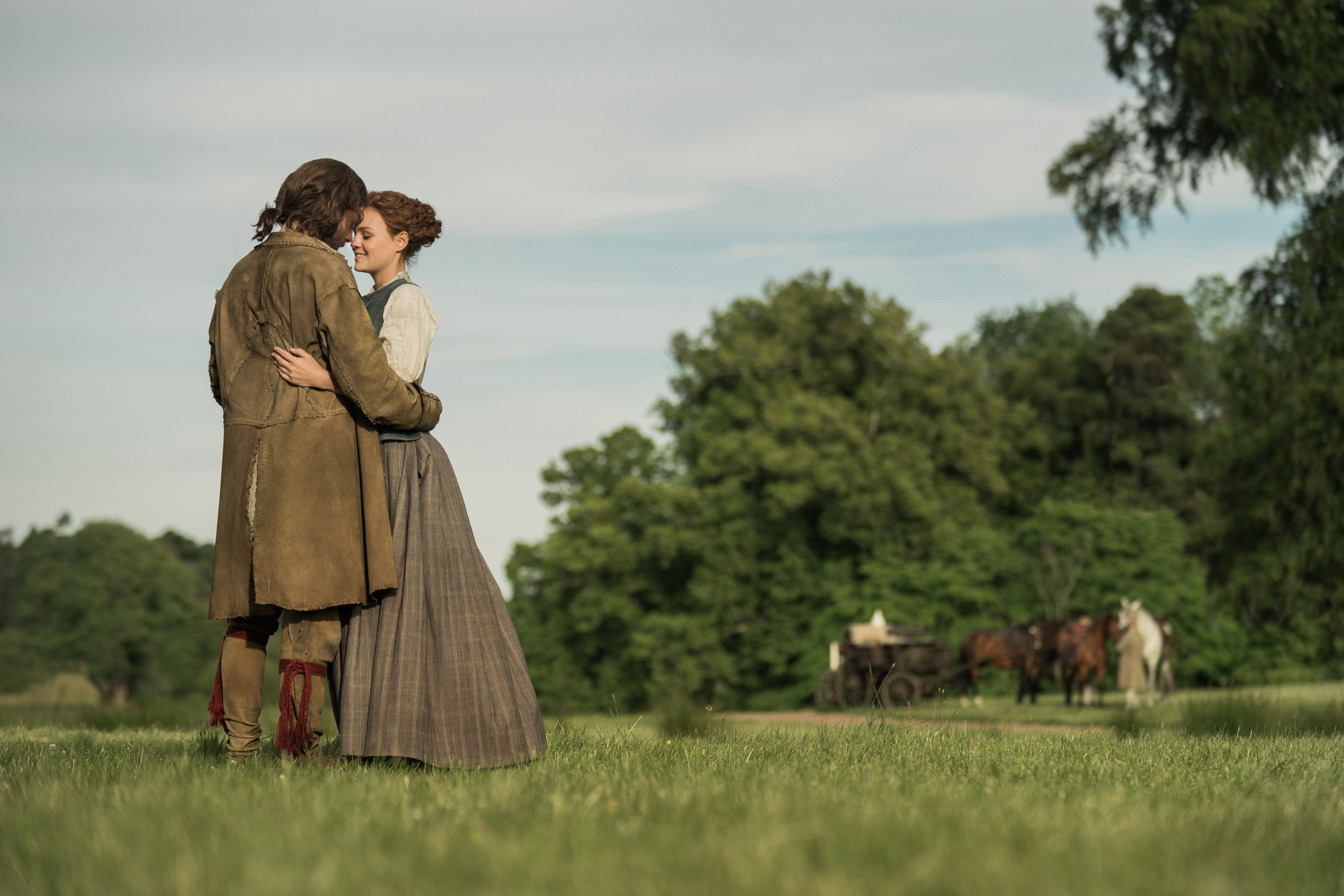 "Outlander ""Man of Worth"" (4x13) promotional picture"