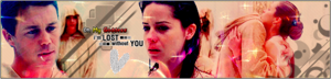 Piper/Leo Banner - Lost Without u