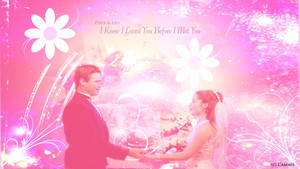 Piper/Leo wallpaper - I Knew I Loved You Before I Met You