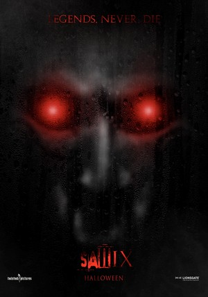 Saw 9 Posters