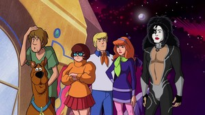Scooby Doo And KISS Rock and Roll Mystery