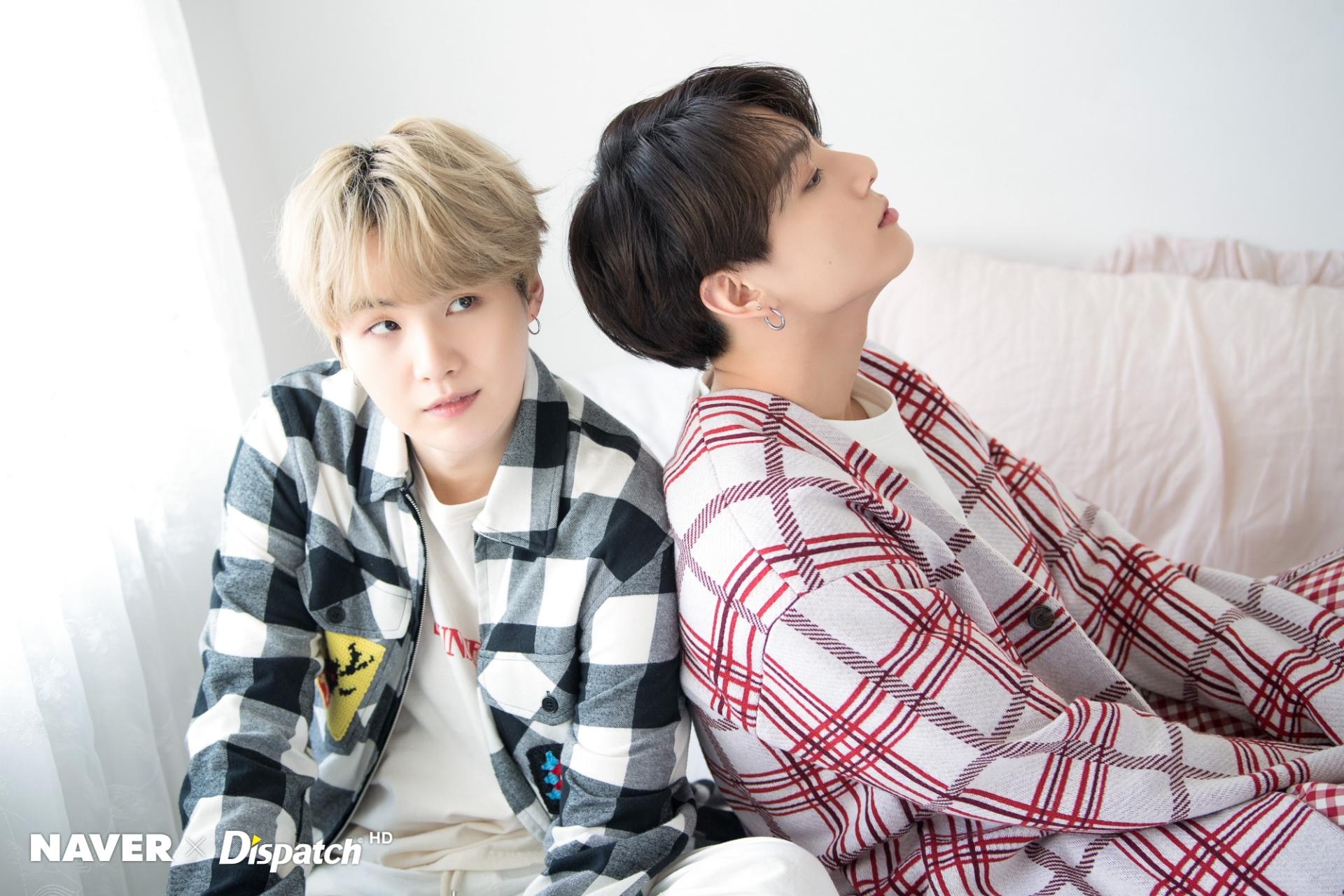 Suga and Jungkook jungkook bts 42693420 1920 1280