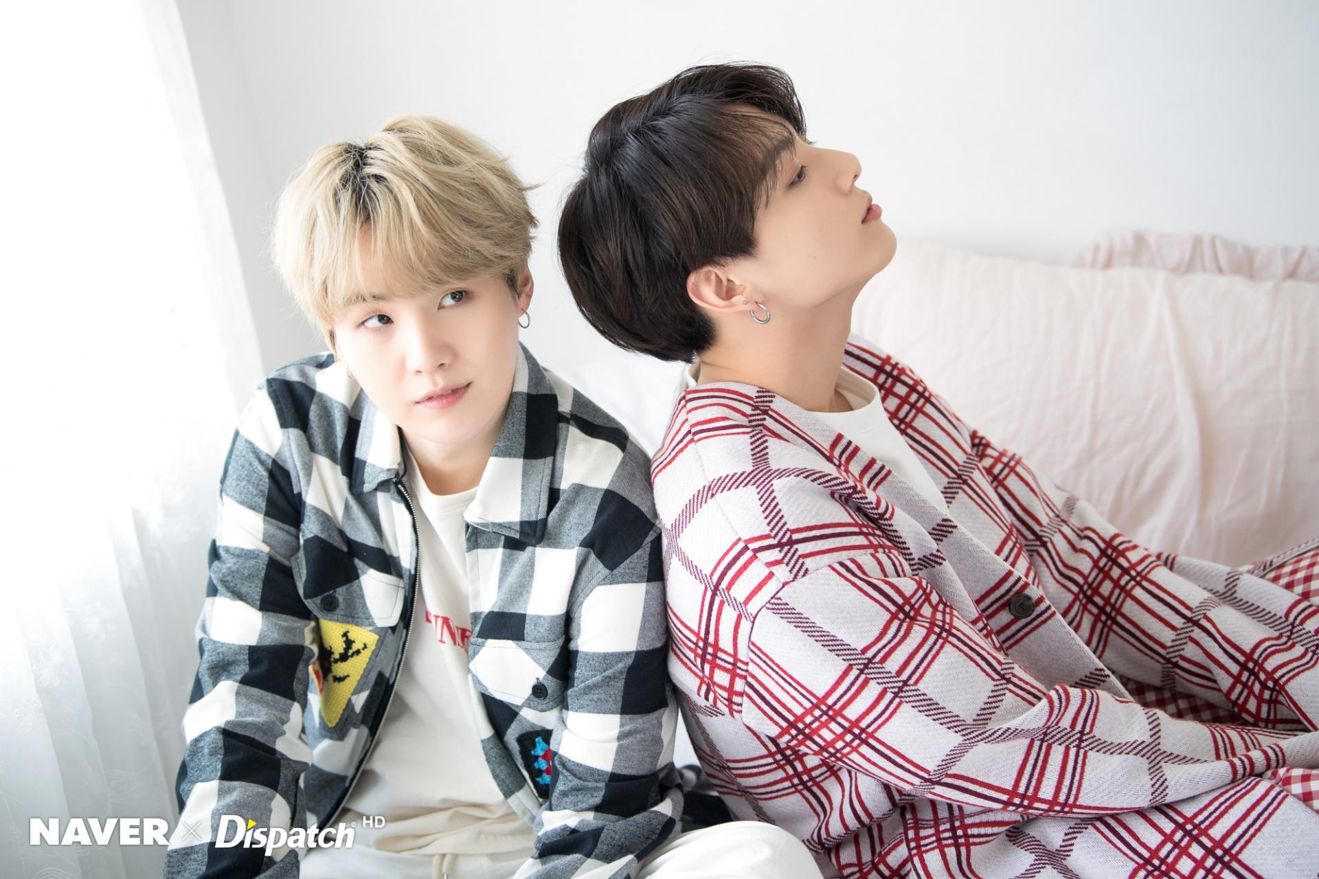 Suga and Jungkook suga bts 42693408 1920 1280