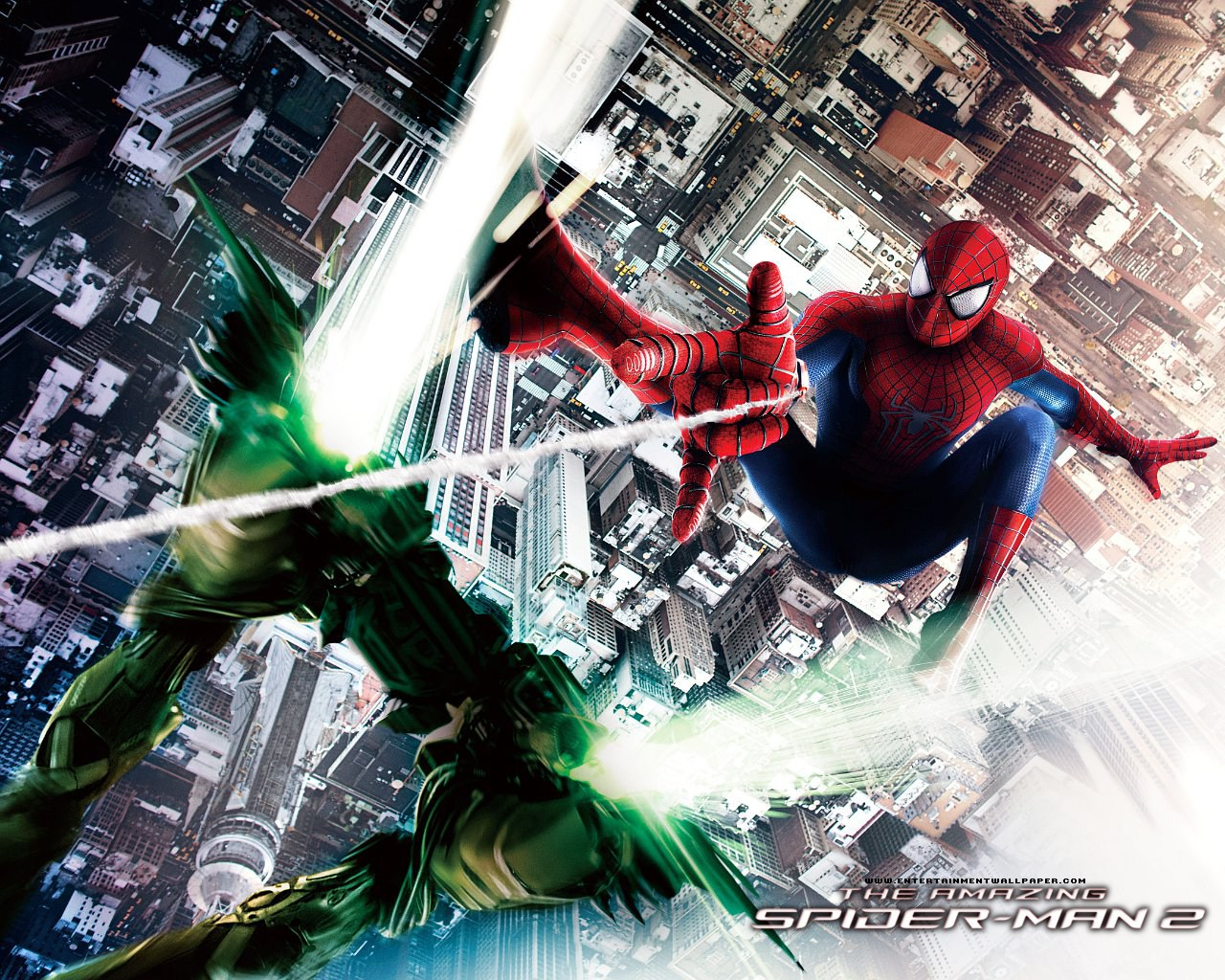 The Amazing Spider Man 2 Spider Man Wallpaper 42639432 Fanpop